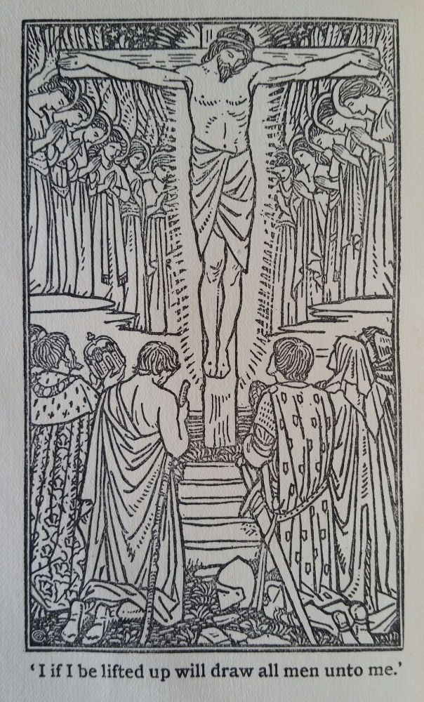 The Imitation of Christ; From the Latin of Thomas A Kempis with an Introduction by F.W. Farrar, D.D., and Five Designs by C.M. Gere. Thomas à Kempis, Frederic W. Farrar, Charles M. Gere.