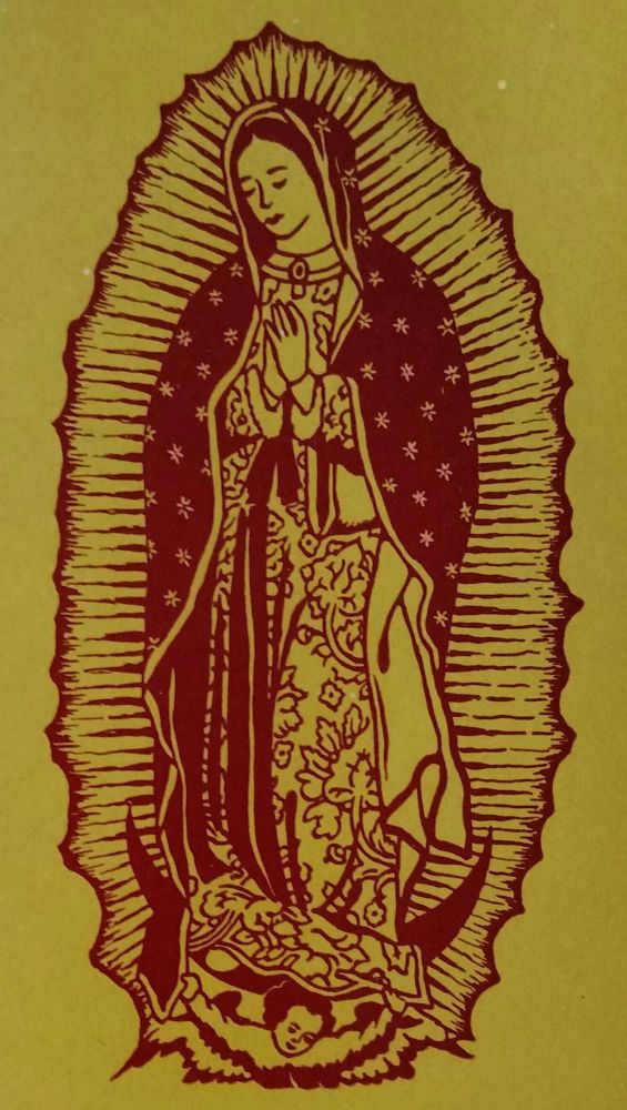 Our Lady of Guadalupe; Patroness of the Americas. George Lee.