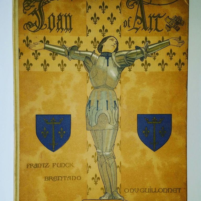 Joan of Arc. Frantz Funck-Brentano.