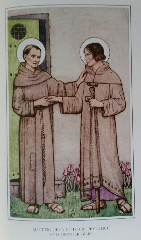 The Little Flowers of Saint Francis; The Life of Saint Francis of Assisi. Francis of Assisi, Cardinal Manning.