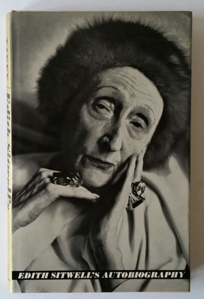 Taken Care Of; An Autobiography. Edith Sitwell.