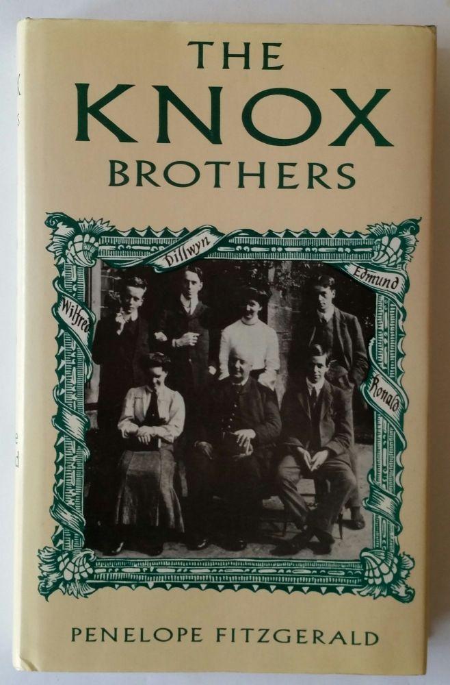 The Knox Brothers. Penelope Fitzgerald.