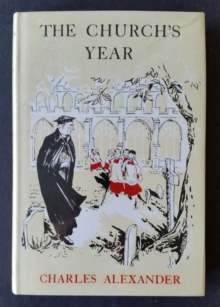 The Church's Year. Anglican, Charles Alexander.