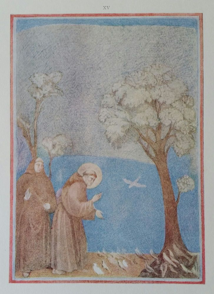 Giotto — The Legend of St. Francis as Depicted in the Assisi Frescoes. Art, G. K. Chesterton, Edith M. Cowles.