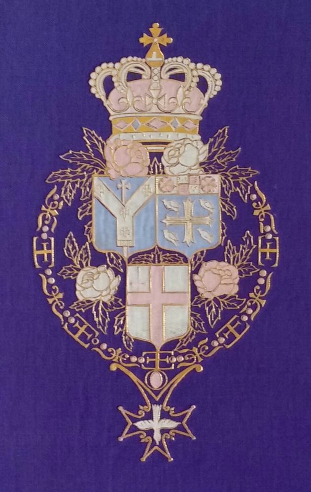 The Book of Common Prayer; The Prayer Book of King Edward VII. Essex House Press, C R. Ashbee.