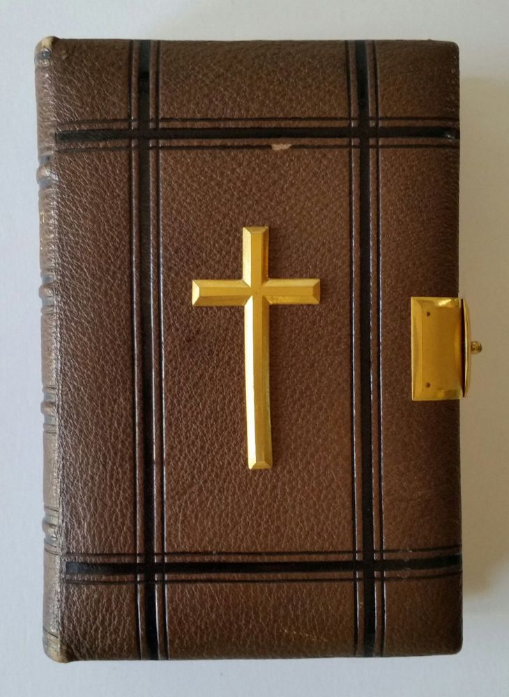 The Book of Common Prayer; Together with the Psalter or Psalms of David. Fine Binding, Oxford University Press.
