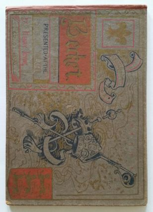 Souvenir of Becket by Alfred, Lord Tennyson; First Presented at the Lyceum Theatre, 6th Feb., 1893
