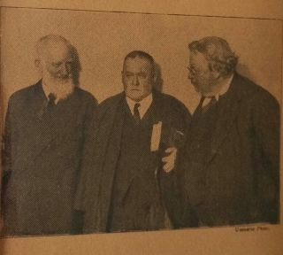 Do We Agree?; A Debate between G.K. Chesterton and Bernard Shaw with Hilaire Belloc in the Chair