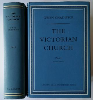 The Victorian Church. Owen Chadwick.