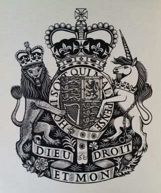 The Form and Order of the Service that is to be Performed and the Ceremonies that are to be Observed in the Coronation of Her Majesty Queen Elizabeth; In the Abbey Church of S. Peter Westminster on Tuesday the Second Day of June MCMLIII