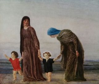 Mary, the Mother of Jesus; An Essay