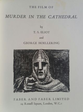 The Film of Murder in the Cathedral