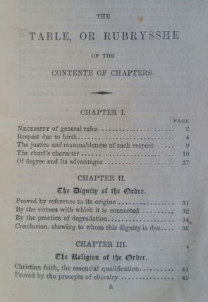 The Broad Stone of Honour; Or, Rules for Gentlemen of England