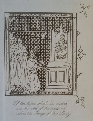 Of the Tumbler of Our Lady & Other Miracles; Now Translated from the Middle French