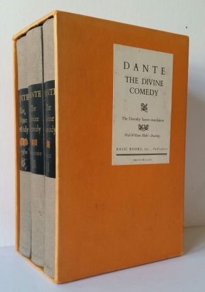 The Divine Comedy; Translated by Dorothy L. Sayers; Illustrated with a Selection of William Blake's Drawings