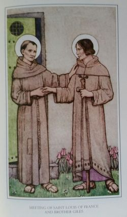 The Little Flowers of Saint Francis; The Life of Saint Francis of Assisi. Francis of Assisi,...