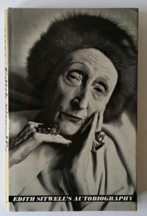 Taken Care Of; An Autobiography. Edith Sitwell
