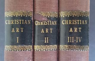 Christian Art; An Illustrated Monthly Magazine