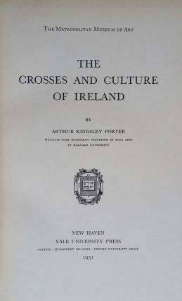 The Crosses and Culture of Ireland; The Metropolitan Museum of Art