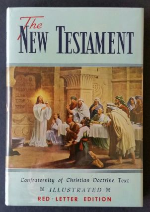 The New Testament; Confraternity of Christian Doctrine Text