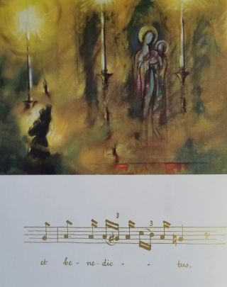 "Ave Maria; An Interpretation from Walt Disney's ""Fantasia"""