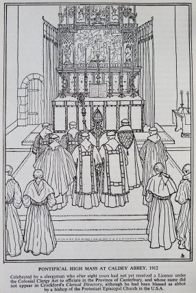 Building up the Waste Places; The Revival of Monastic Life on Medieval Lines in the Post-Reformation Church of England