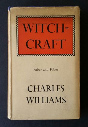 Witchcraft. Inklings, Charles Williams