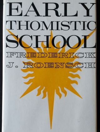 Early Thomistic School