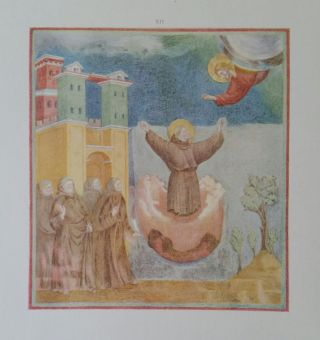 Giotto — The Legend of St. Francis as Depicted in the Assisi Frescoes