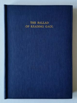 "The Ballad of Reading Gaol. Wilde, ""C.3.3."""