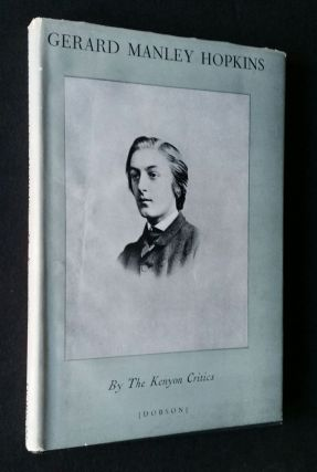 Gerard Manley Hopkins. Hopkins, The Kenyon Critics