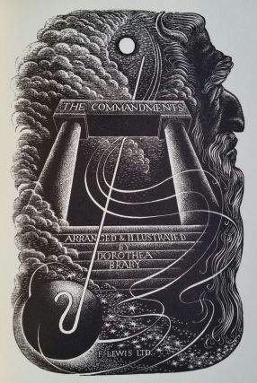 The Commandments. Illustrated, Dorothea Braby
