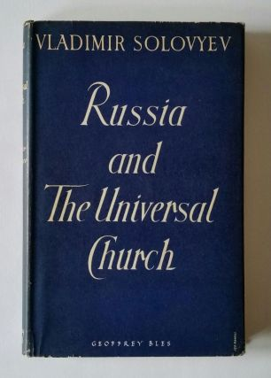 Russia and the Universal Church