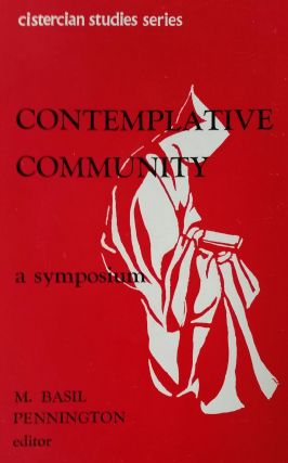 Contemplative Community; An Interdisciplinary Symposium