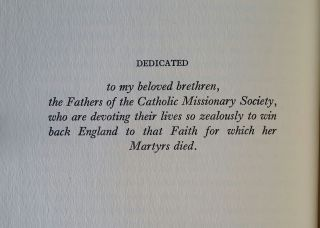 Lyra Martyrum; The Poetry of the English Martyrs 1503 - 1681