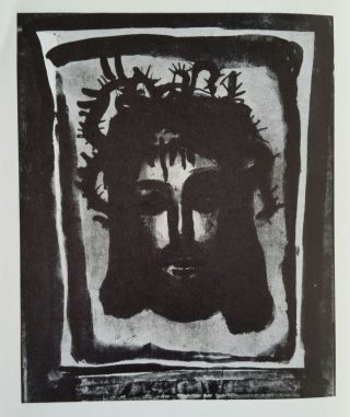Georges Rouault's Miserere