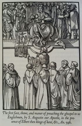 The History of the Church of Englande; Compiled by Venerable Bede Englishman
