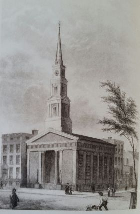 The Centennial History of Saint Bartholomew's Church; In the City of New York 1835-1935
