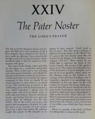 This is the Mass