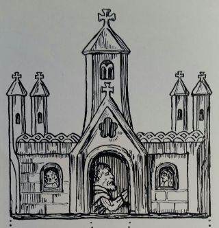 An Account of Some Recent Discoveries; On the Site of Our Lady of Walsingham. Walsingham, A. Hope...