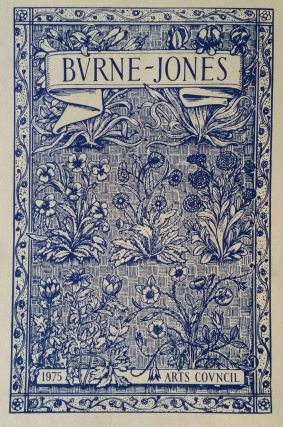 Burne-Jones; The paintings, graphic and decorative work of Sir Edward Burne-Jones 1833-1898