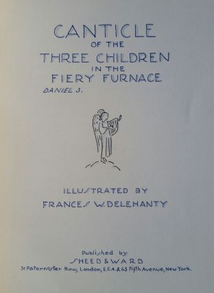 Canticle of the Three Children in the Fiery Furnace